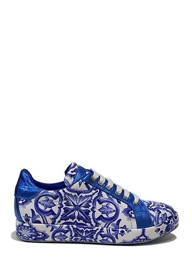 Purde Ayakkabı Renkli